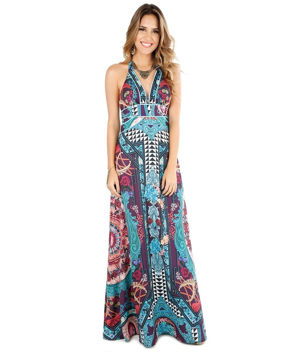 Vestido longo para comprar online