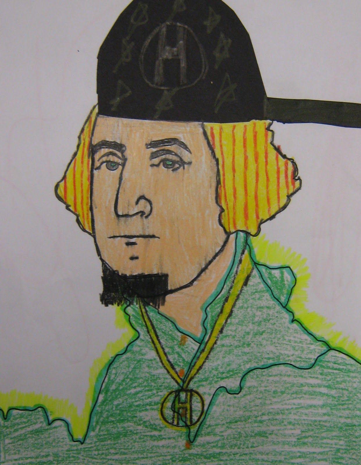 Art In The Middle School Fun Sub Plan Hip Hop George