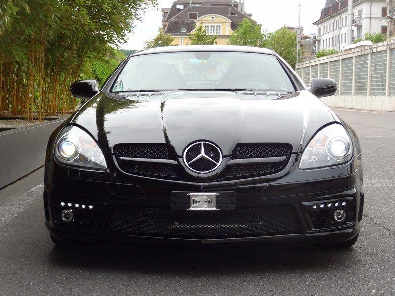 Mercedes Benz Slk Klasse R171 Cabriolet Slk 55 V8 Amg Mercedes Benz Slk Mercedes Slk Mercedes Benz
