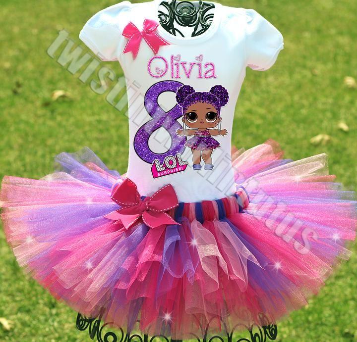 Lol surprise birthday outfit en 2020 fiestas de