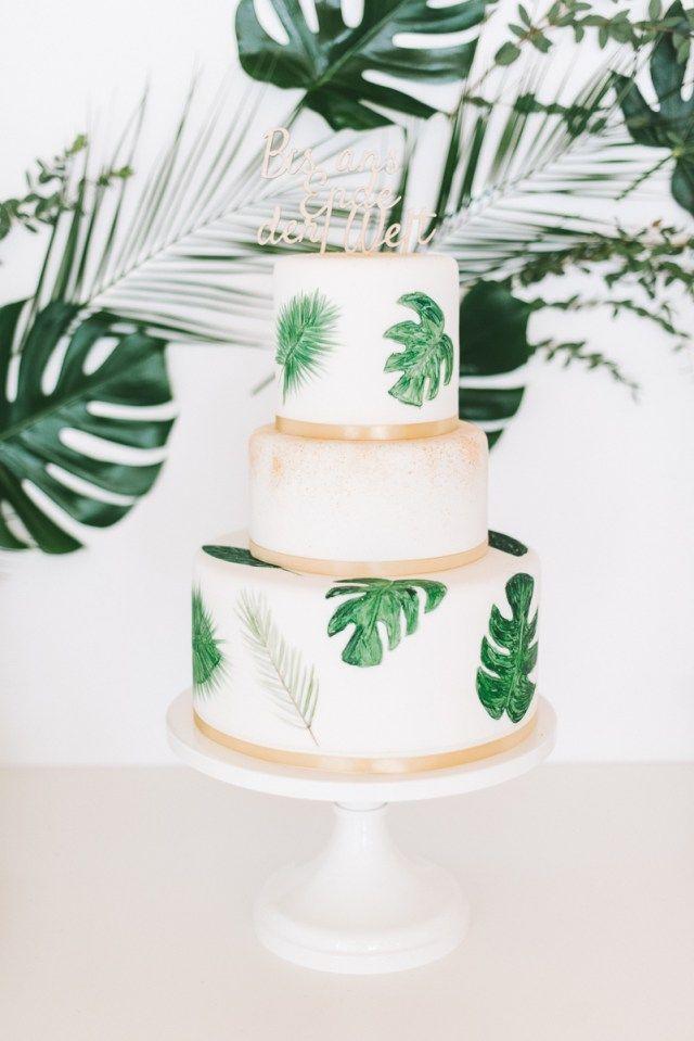 Suess Und Salzig Hochzeit Hochzeitstorte Modern Cake Sweets