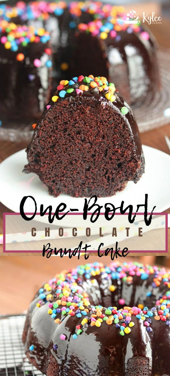 A one-bowl wonder, this easy but rich and decadent Chocolate Buttermilk Bundt Ca… – bundt cake