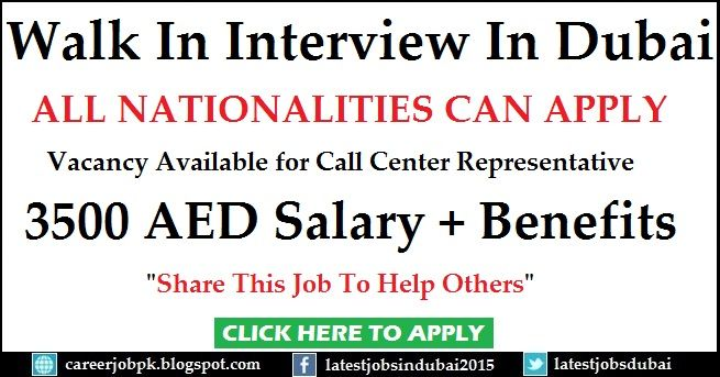 WalkinInterviewinDubaiforCallCenterjobs Vacancy Available for Call - call center job description