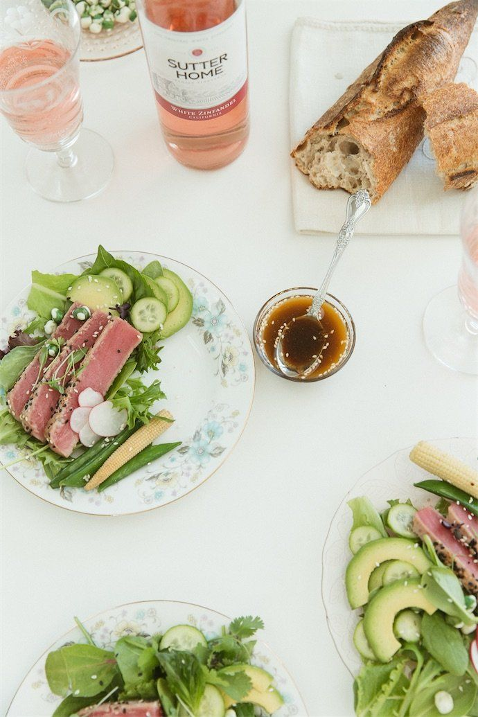 easter brunch recipe with food and wine pairing | FOOD + DRINK ...