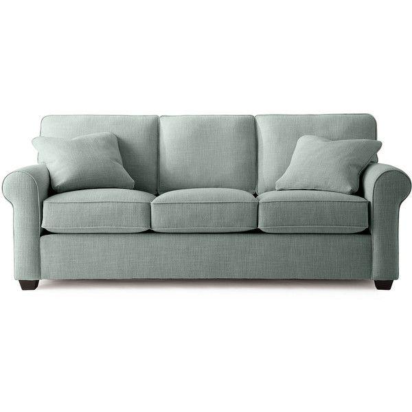 Fabric Possibilities Roll Arm Queen Sleeper Sofa 4 460 BRL