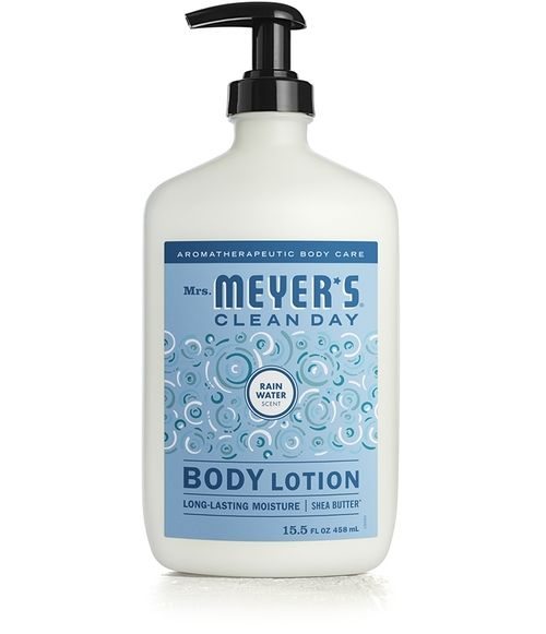 Mrs Meyer S Rainwater Body Lotion 15 5 Fl Oz Body Lotion