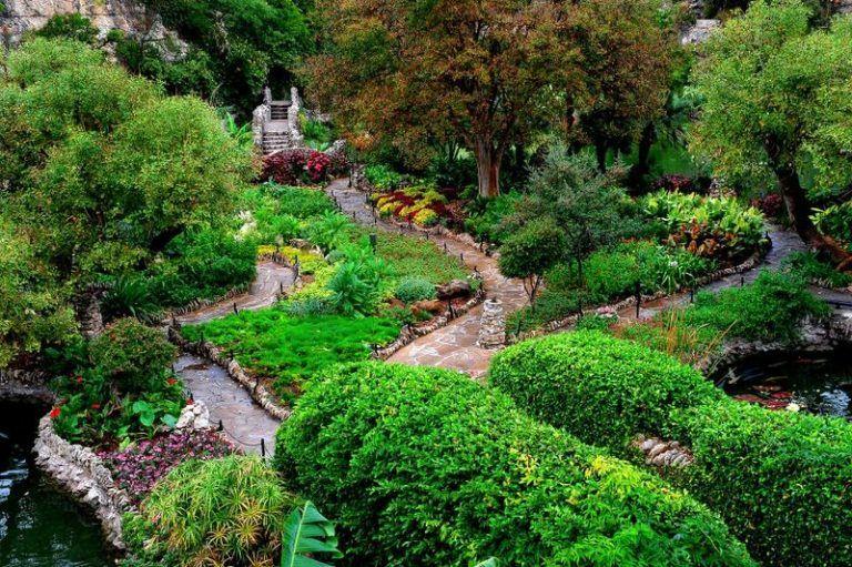 Japanese Tea Garden San Antonio Parks Foundation Tea
