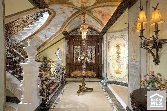 italian renaissance villa in california homes of the rich the webs 1 luxury - Italian Renaissance Interior Design