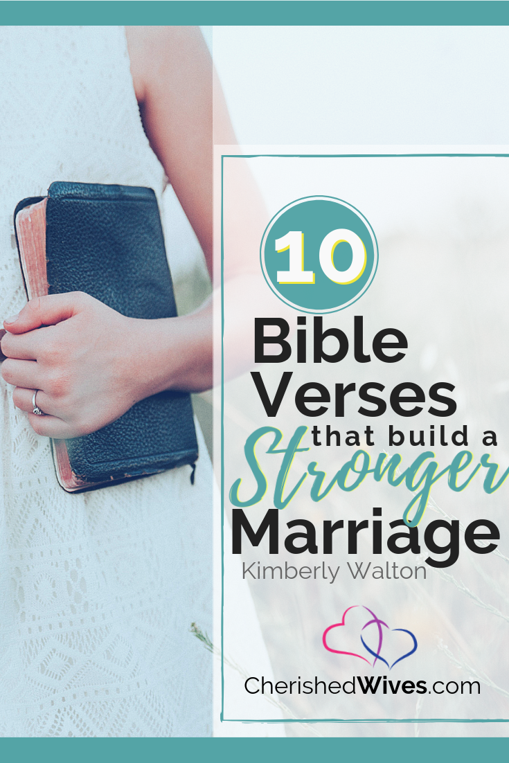 10 Bible verses that guide us to build a stronger and happier marriage.