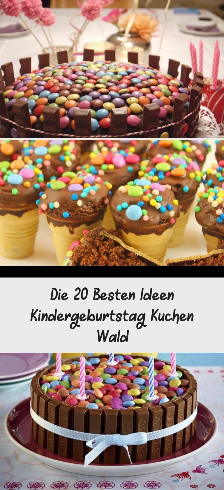 Photo of .The 20 Best Ideas Children's Birthday Cake Forest #PinataCakeChocolate #PinataKuc …