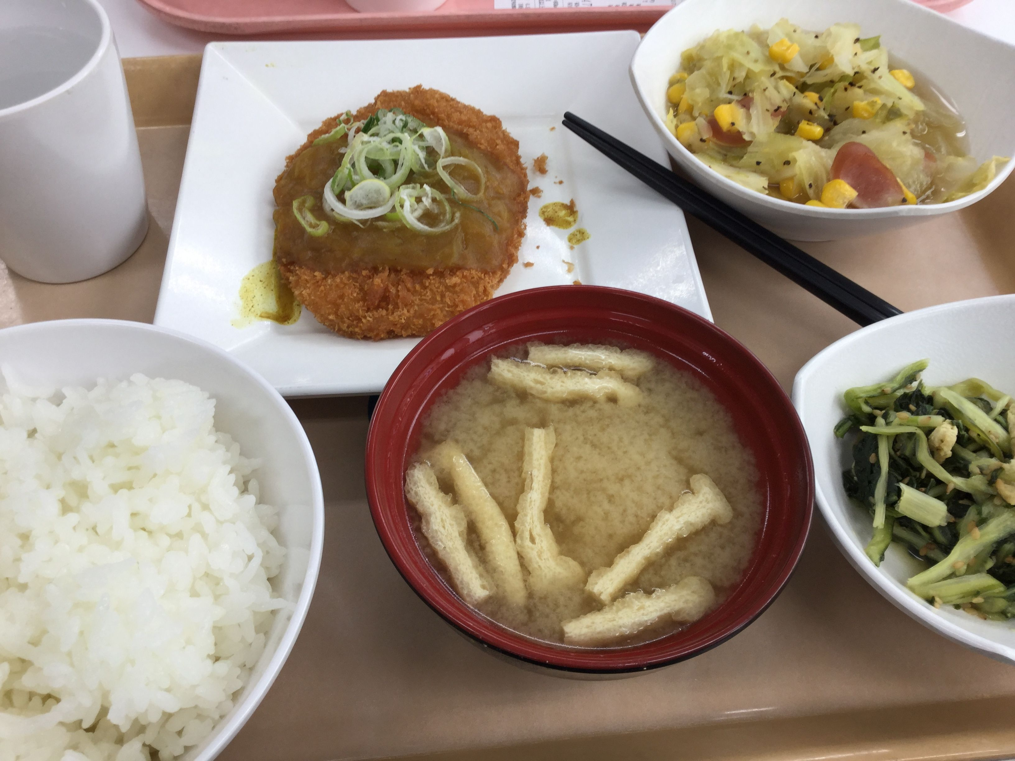福井大学 学食