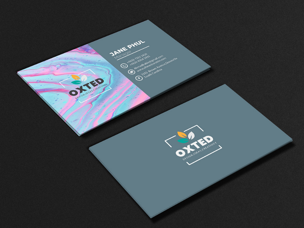 Ahmed Cristrin On Behance Transport Stylish Business Card Design The Creative High Q Business Card Design Business Card Template Design Stylish Business Cards