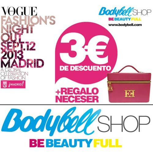 Vfno Bodybell Online Vogue Fashion Night Out 2013 Perfumeria
