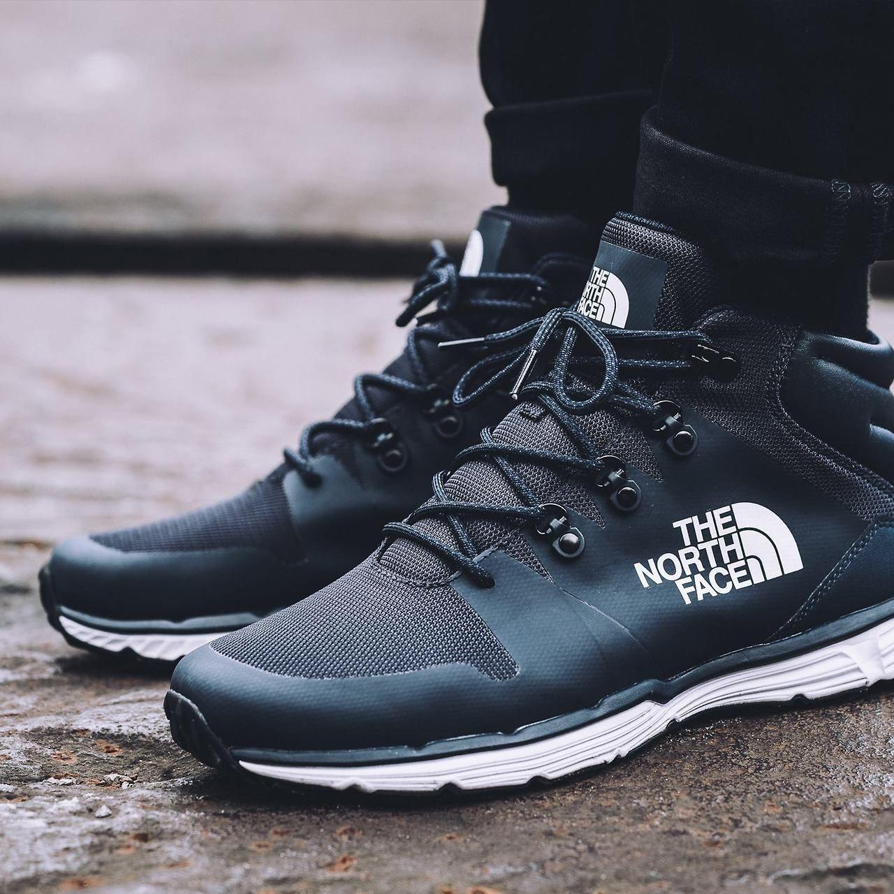 info for 11628 18de9 The North Face Litewave JXT Mid @ JDsports | Shoes | Mens ...
