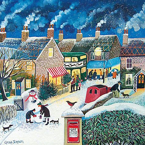Museums and galleries country christmas cards assorted pack of 20 buy museums and galleries country christmas cards assorted pack of 20 online at johnlewis m4hsunfo