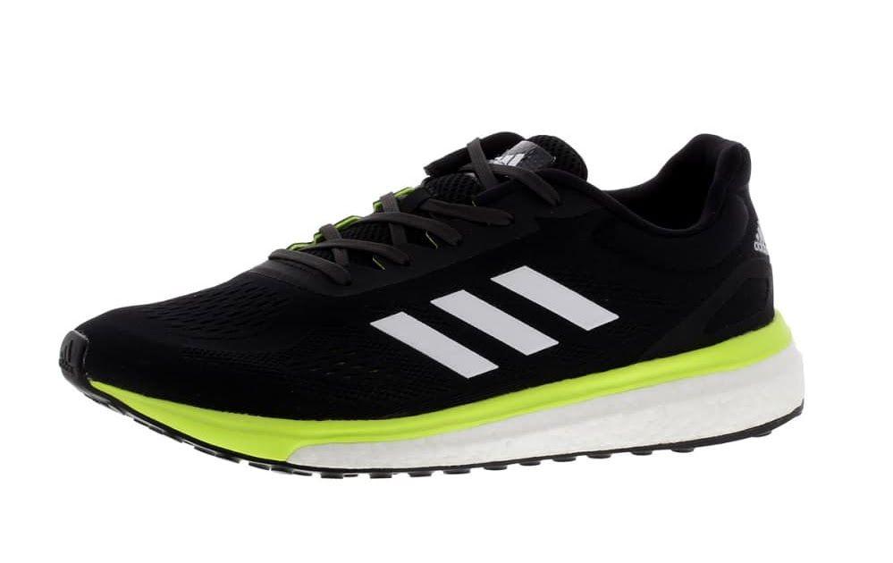 adidas Response lt - Chaussures running pour Homme - Noir  7ef3a58b3