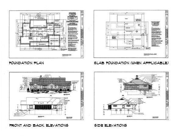 About Our Plans Detailed Building Plan And Home Construction Plan Packages House Plans House Construction Plan Construction Plan