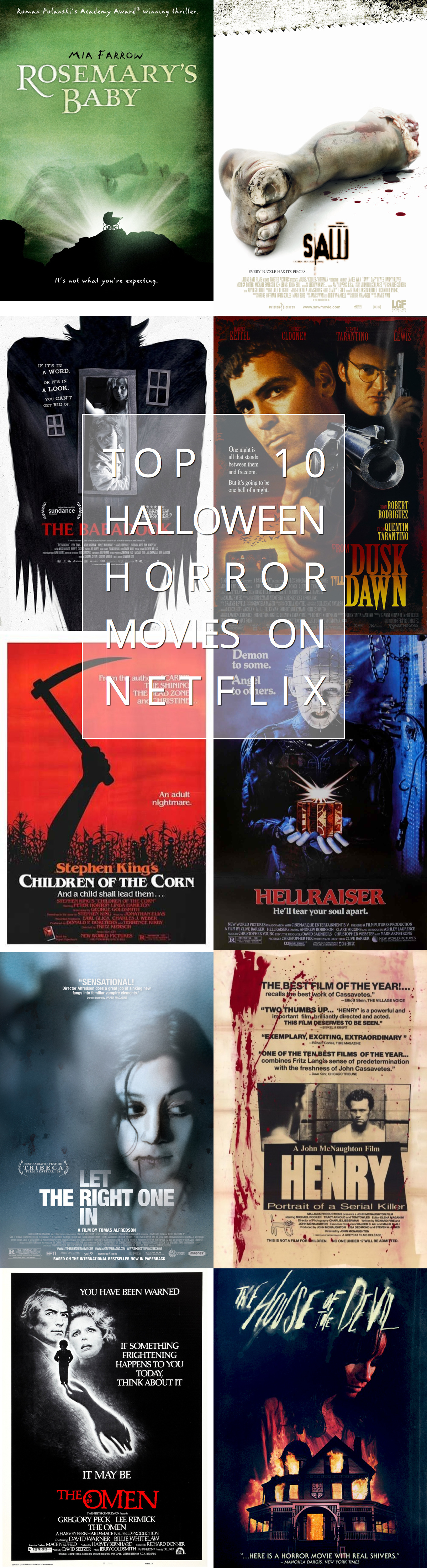 10 Best Halloween Movies On Netflix Right Now Top 10
