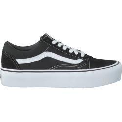 Vans Sneaker Old Skool Platform Schwarz Vans – Peinados facile