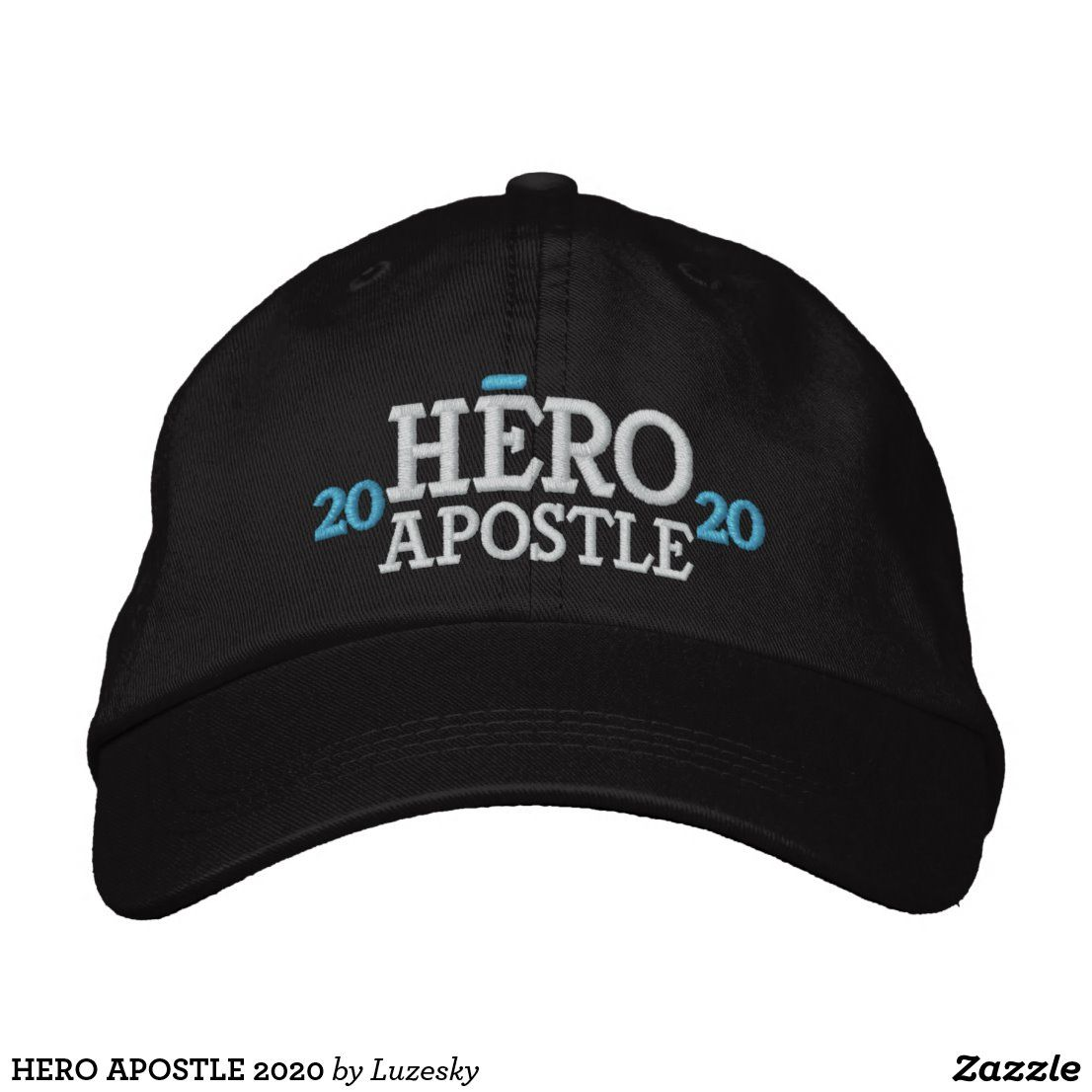 Hero apostle 2020 embroidered baseball hat