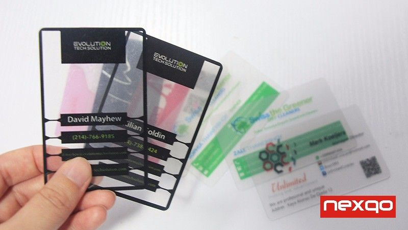 Nfc Business Card Android In Verbindung Mit Nfc