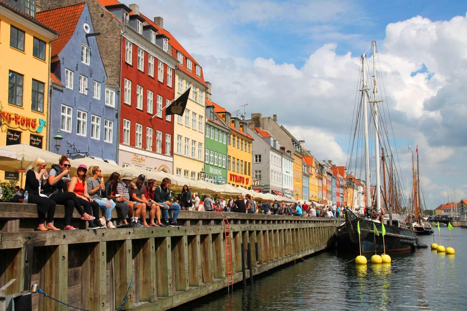 Wie Du Kopenhagen An Einem Tag Kennenlernst Mit Karte Kopenhagen Norwegen Fjorde Reisen