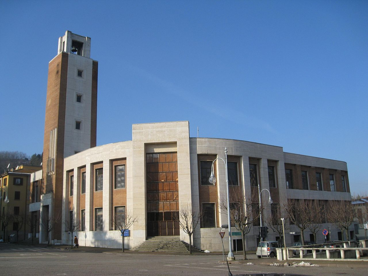 Predappio Ing Arnaldo Fuzzi 1937 Architecture Building Museum