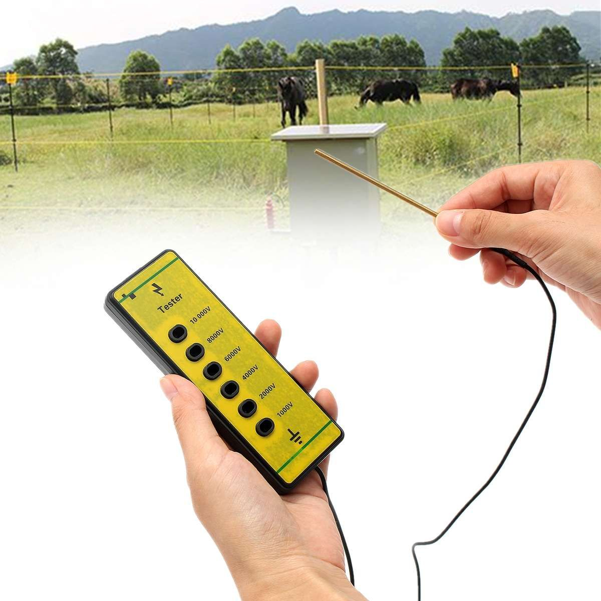 Park Art My WordPress Blog_How To Test Electric Fence Charger