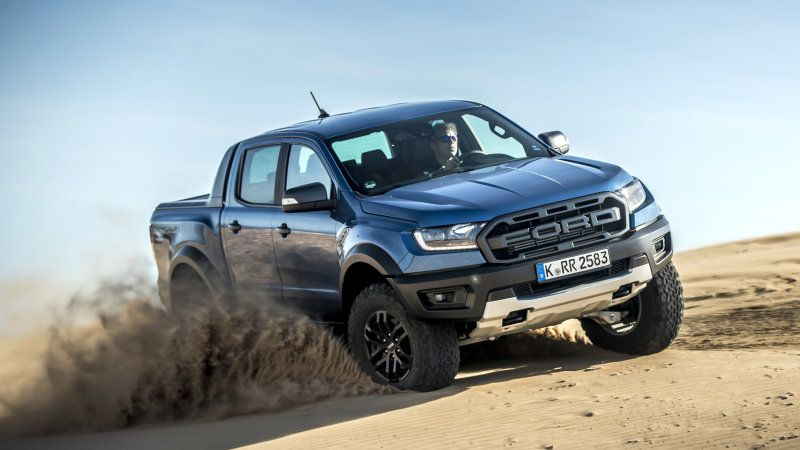 Ford Ranger Raptor Getting The Mustang S V8 In Australia In 2020