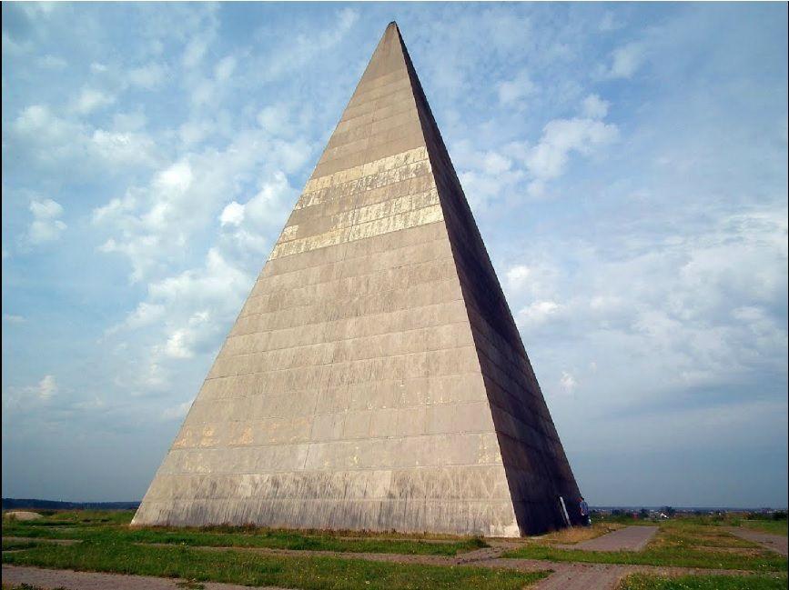 Risultati immagini per pyramids, russia