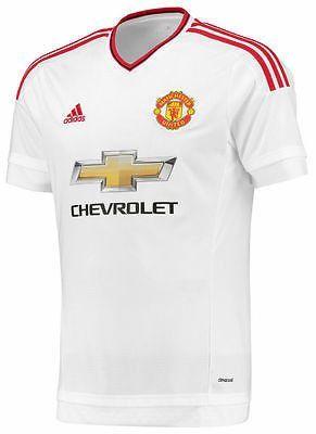 pretty nice 34884 3bcb6 Adidas manchester united away jersey 2015/16 | Olivia ...