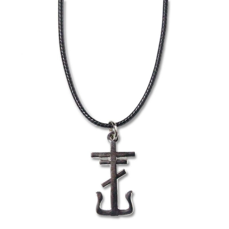 Frank Iero Cross Necklace Accessories I Likewant Pinterest