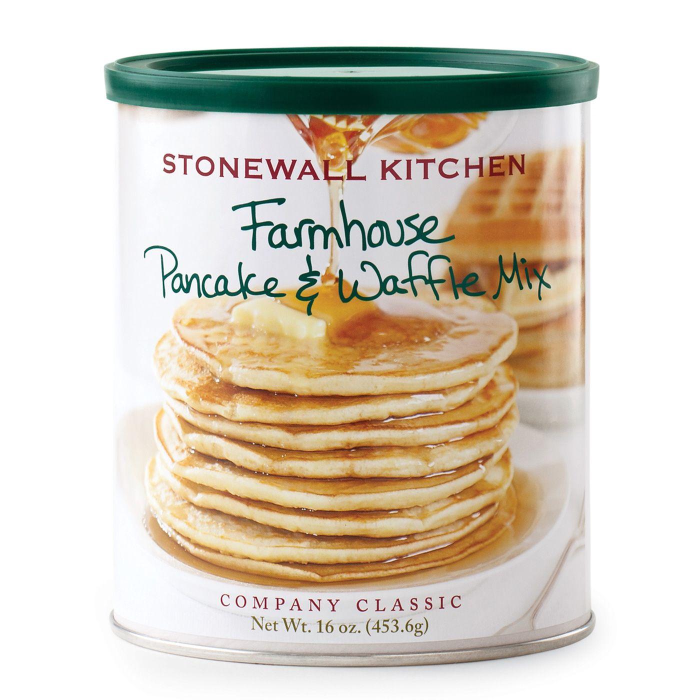 Farmhouse pancake waffle mix in 2020 waffle mix