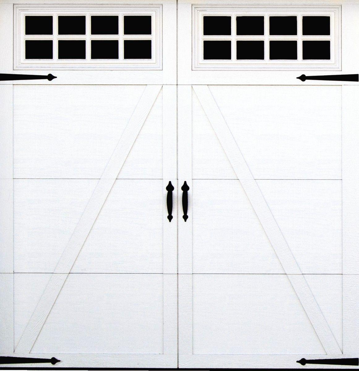 Farmhouse Style Garage Door From Overhead Door Garage Doors Carriage House Doors Garage Door Panels