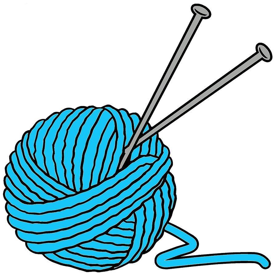 yarn clipart craft knit patterns pinterest yarns knit rh pinterest com yarn clip art black and white yarn skein clipart