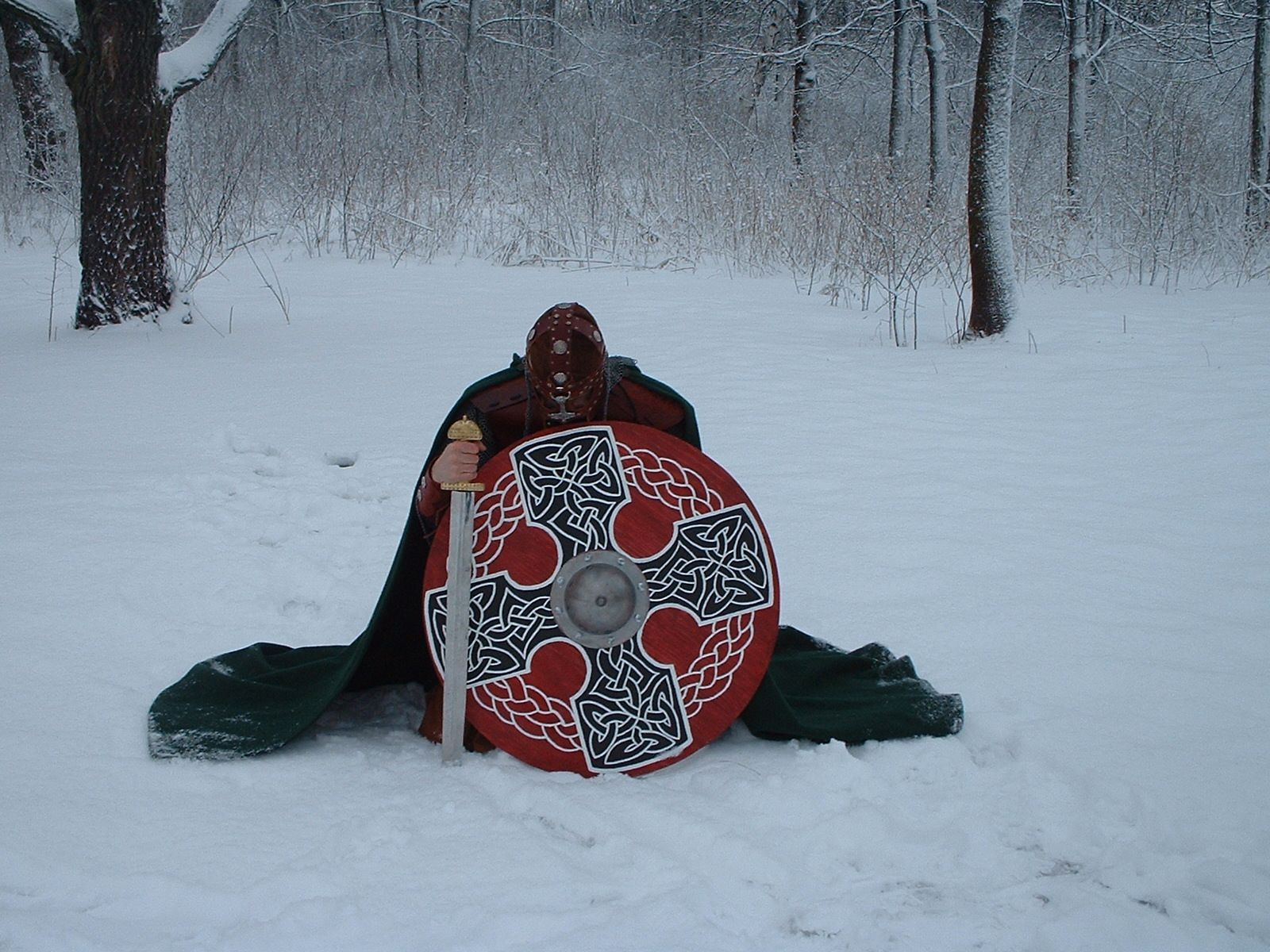 Viking Shield By Wodansson On DeviantArt