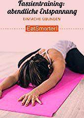 Dieses Fazientraining hilft bei Rückenverspannung!  Faszientraining: abendliche Entspannung. Das sin...