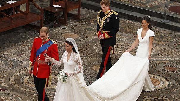 Hochzeit In London Die Schonsten Bilder Von William Kate
