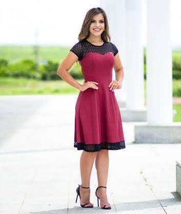 32bbdefb52 Resultado de imagem para vestido evangelico social jovem