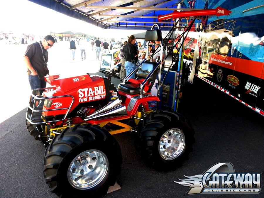 Go Kart Racing Houston >> One ROWDY lawn mower. | Lawn mower tractor, Lawn tractor ...