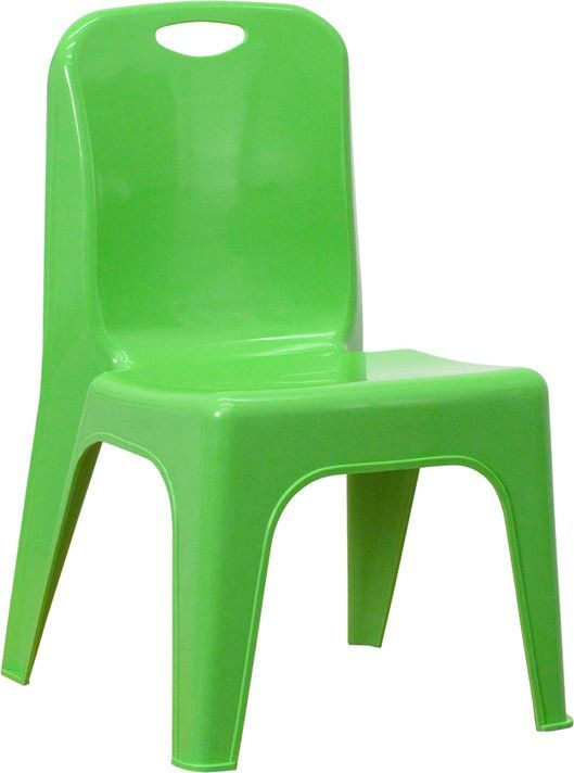 Green Plastic Stack Chair YUYCXGREENGG Products - Buy flash furniture kids car chair hr 10 red gg at beyond stores