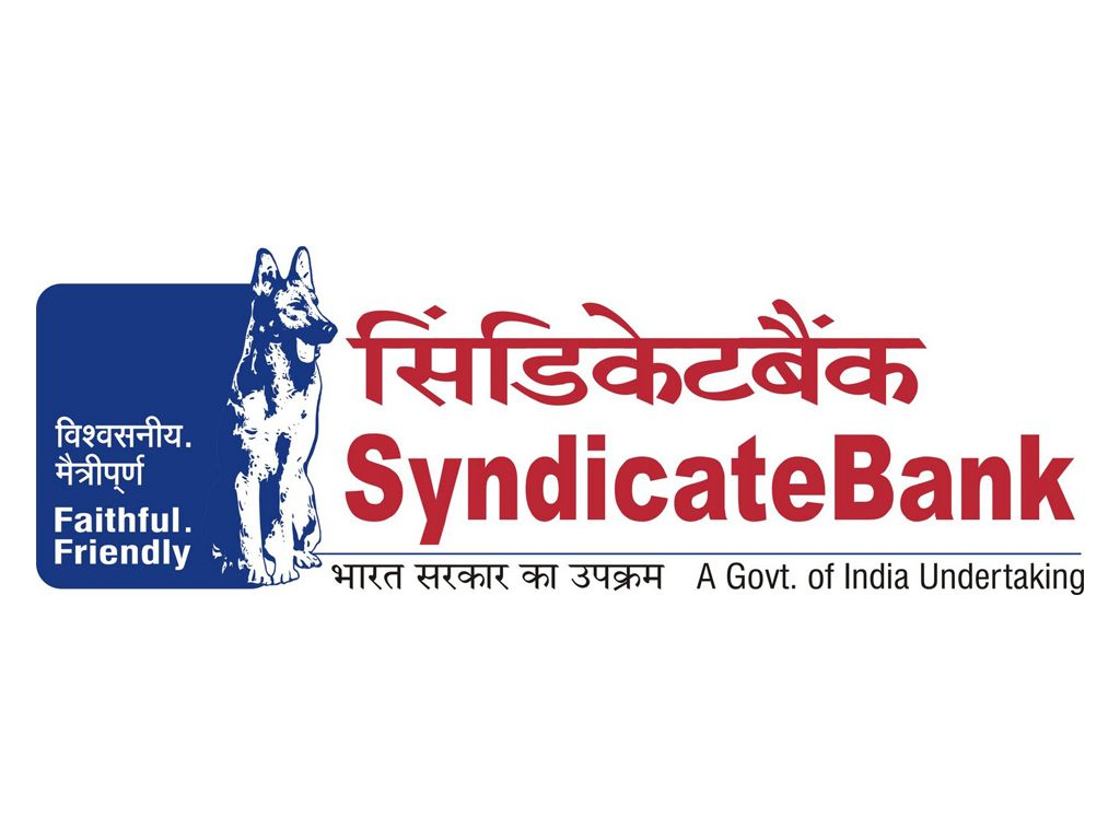Syndicate Bank So Results 2017 2018 Specialist Officer Interview List Pdf With Images Banks Logo Company Logo Design Online Logo Design