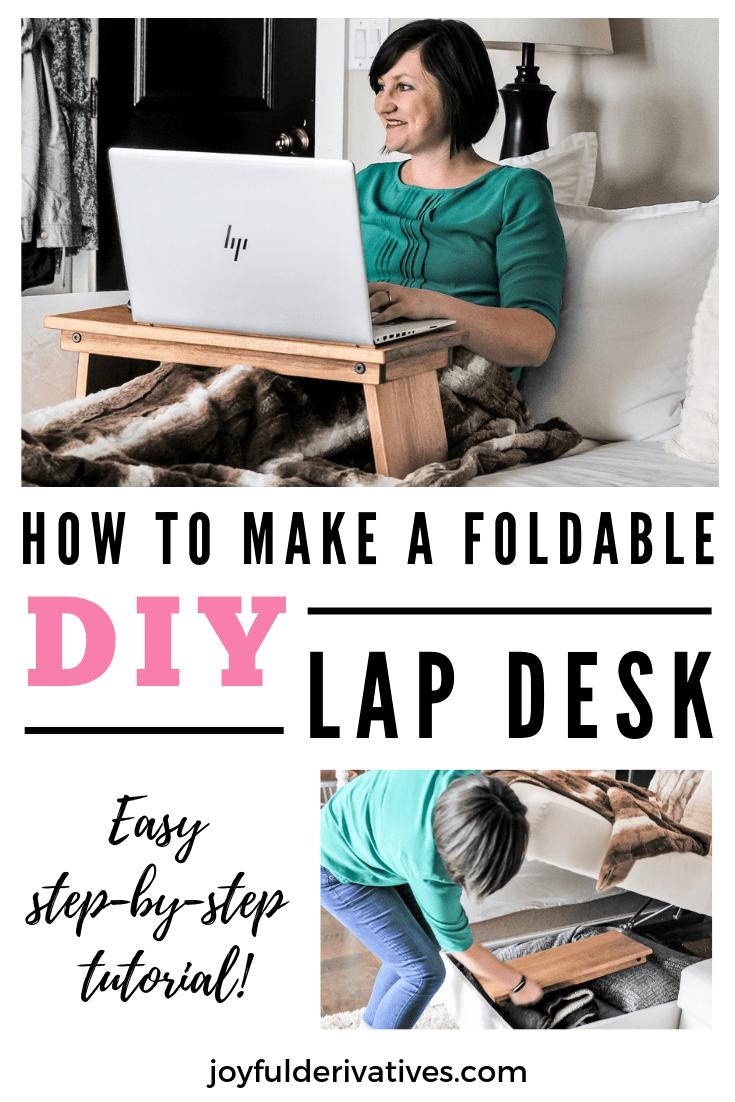 Best Diy Lap Desk Folding Bed Tray Table Tutorial Bed Tray 400 x 300