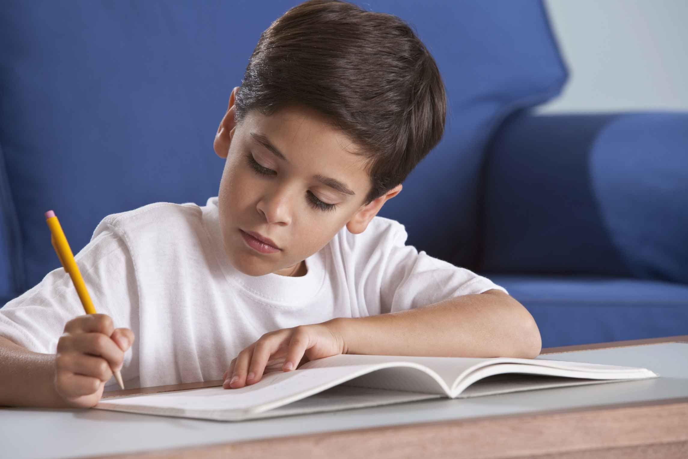 How to Improve Children's Writing Speed Speed writing