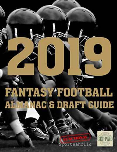 (2019) 2019 Fantasy Football Almanac and Draft Guide by