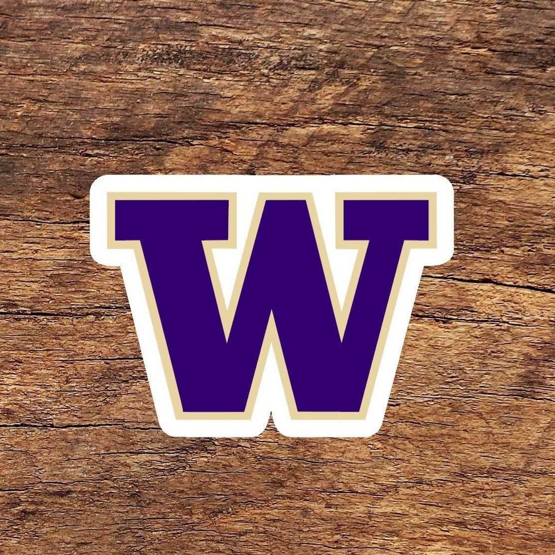 Excited To Share The Latest Addition To My Etsy Shop University Of Washington Huskies Vinyl Sticker Peel And Stic Phone Decals Vinyl Sticker Laptop Stickers [ 1114 x 1114 Pixel ]