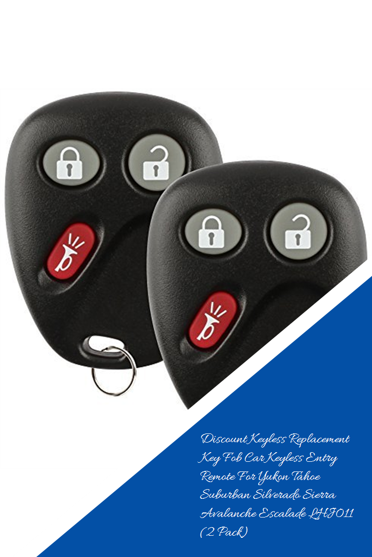 Discount Keyless Replacement Key Fob Car Keyless Entry Remote For
