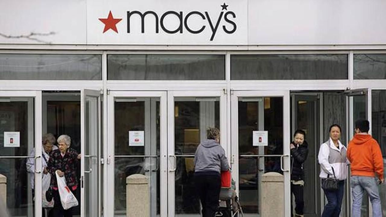 Macy's to cut 3K jobs, close 40 stores | abc7chicago.com