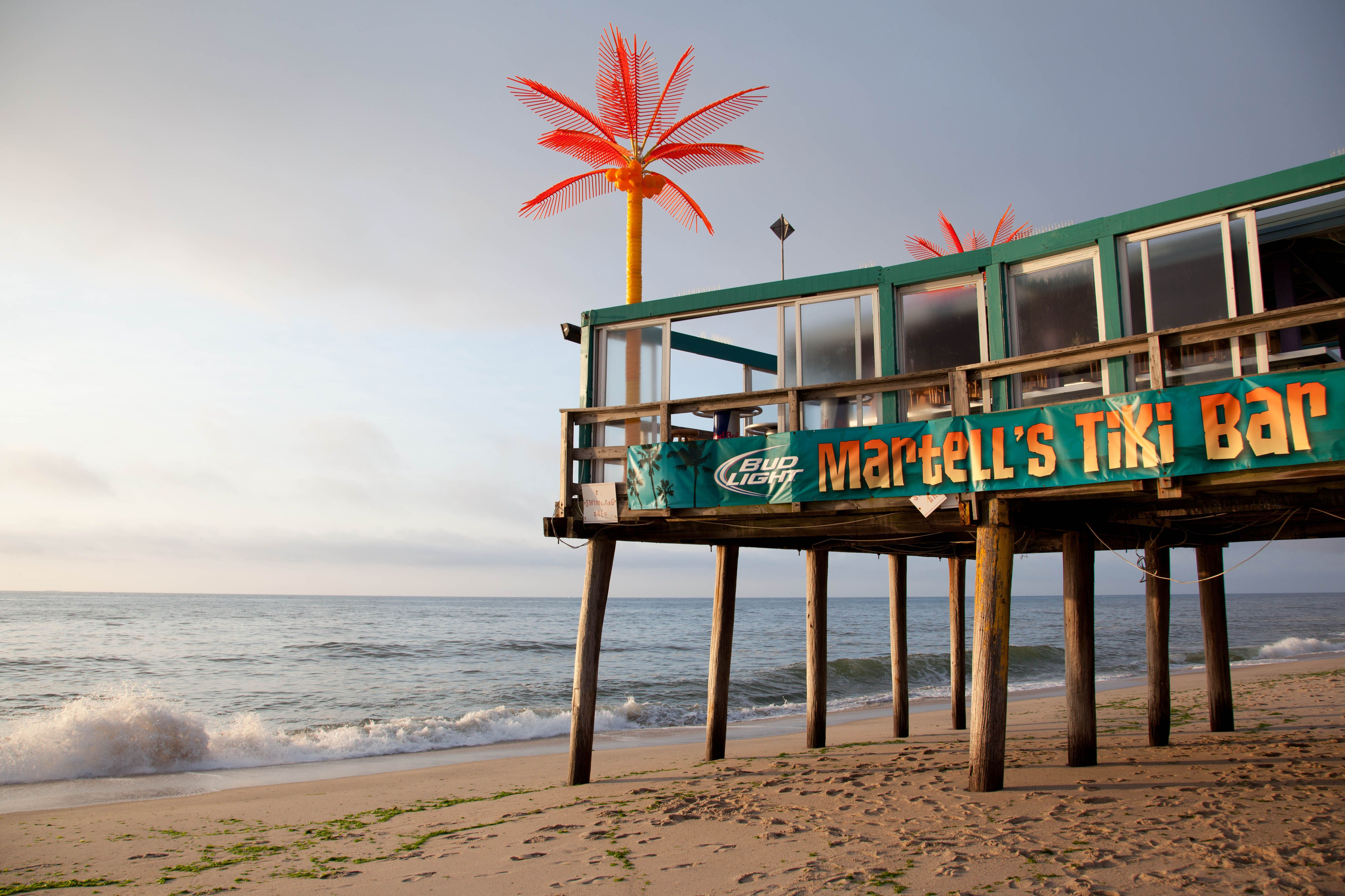 Martells Tiki Bar Point Pleasant