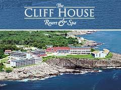 The Cliff House Resort And Spa In Ogunquit Me Maine Vacation